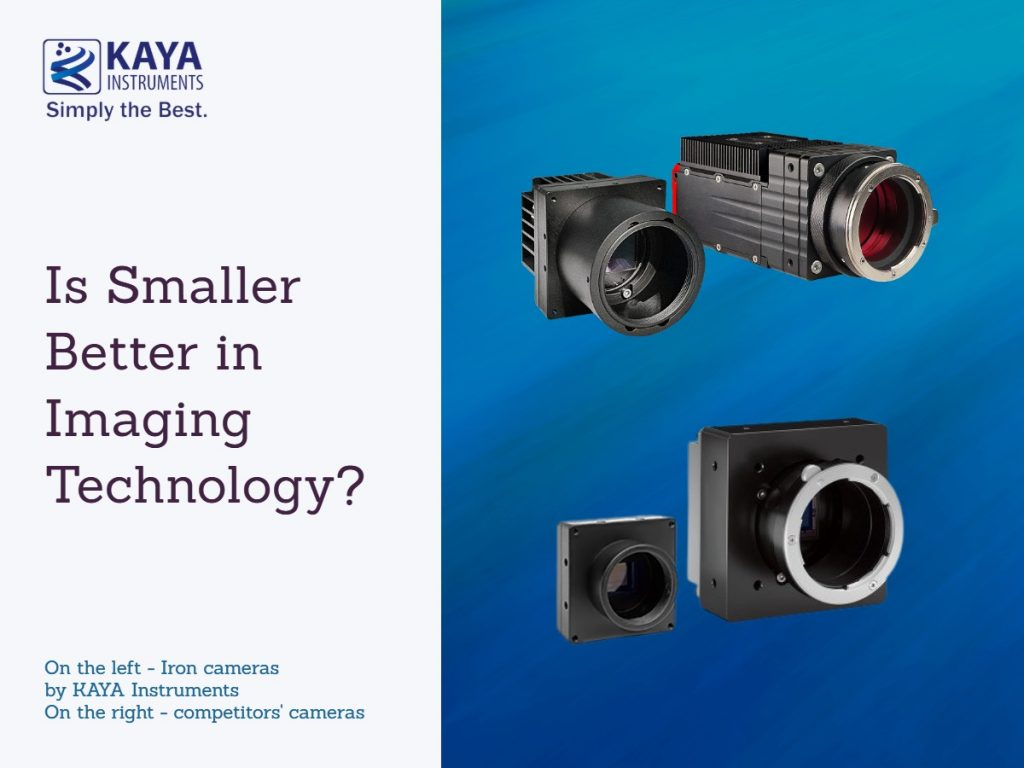 Comparison - Is Smaller Better in Imaging Technology